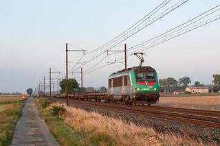 Train 47321 à Meximieux