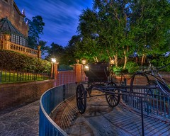 Haunted Mansion | Liberty Square (Pandry 2015) Tags: thehauntedmansion teamcanon canonusa canon6d spooky sky disneyphotography nightphotography night florida orlando halloween eerie themepark disney hauntedmansion haunted libertysquare magickingdom disneyland waltdisneyworld disneyworld wdw