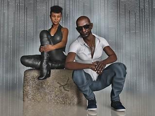 Photoshoot with Latonya and Joseph