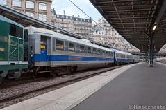 Voiture AEF v2 (Un Ninternaute) Tags: sncf train speciaux transspécial parisgaredelest hist histoire historique