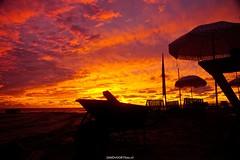 DSC07597 (ZANDVOORTfoto.nl) Tags: hippie fish zandvoort sunset sun zonsondergand dutchclouds wolken clouds beach strand beachlife