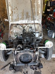 2CV6 (to do list) (Live to Drive2) Tags: live drive citroen 2cv 2cv6 special dolly 1986 peak