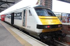 Mk.3 DVT 82127 (Greater Anglia) 16-08-2018 Norwich (routemaster2217) Tags: norwich greatyarmouth railway train locomotive transport loco greateranglia dvt drivingvantrailer ns abellio brel 82127