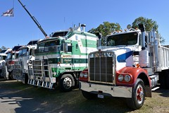 Heggies (quarterdeck888) Tags: trucks photos truckphotos australiantrucks outbacktrucks workingtrucks primemover class8 overtheroad interstate frosty quarterdeck jerilderietrucks jerilderietruckphotos flickr bdoubles lorry bigrig highwaytrucks interstatetrucks nikon truck kenworth kenworthklassic kk kenworthclassic2018 truckshow truckdisplay workingclasstrucks noprizes heggies sar kenworthsar tipper