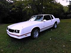 Chevrolet Monte Carlo Aerocoupe (Dave* Seven One) Tags: montecarloaerocoupe montecarlos chevrolet usa1 ss montecarlosss 1987 1980s nascar classic v8 gm aerocoupe