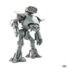Oops (Will Vale) Tags: scifi scalemodel 1220 adeptustitanicus godmachines gamesworkshop reavertitan titan gianteffingrobots