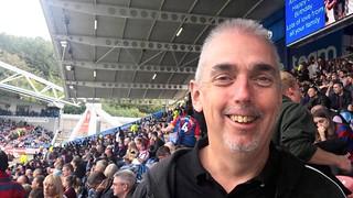 Neil Witherow - Huddersfield v Palace (2018)