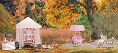 Autumn Market (Sannita_Cortes) Tags: adorablystrangewares autumn bshouse building harvest petitchat swank ~asw~ decorating decoration furniture furnituredecor home houseshomes skybox thearcade secondlife sl styles virtualworld virtual virtualdecoration thechapterfour