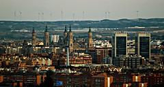 Torres de Zaragoza (portalealba) Tags: juslibol zaragoza aragon españa spain portalealba panorámica canon eos1300d 1001nights 1001nightsmagiccity 1001nightsmagicwindow