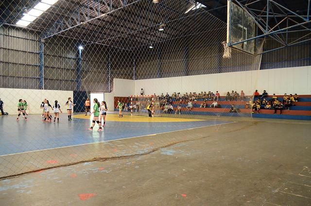 Handebol Fem II 1º  Jacareé x São Paulo - Val Morais  (18)