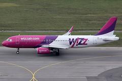 Wizz Air Airbus 320-232 HA-LYO (c/n 6576) (Manfred Saitz) Tags: vienna airport schwechat vie loww flughafen wien wizz air airbus 320 a320 halyo hareg