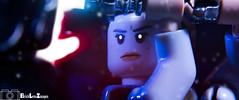 THE FORCE (kyle.jannin) Tags: lego legostarwars starwars rey kyloren bensolo lightsaber legostarwarstheforceawakens starwarstheforceawakens theforceawakens episode7 episodevii forest
