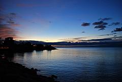 Scarborough Marina sunrise (Pwern2) Tags: toronto the6 to water freswater lakeontario ontario lake greatlakes highlandcreek rougeriver rouge scarboroughbluffs scarborough bluffs sunrise landscape nature canada canadian pink blue white sky marina pier port