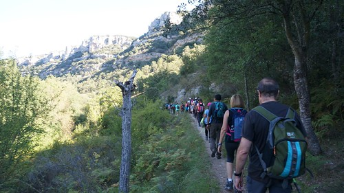 MARCHA Senderismo por Cañón del Ebro, Burgos   15 Septiembre 2018