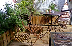 Etienne Marcelle (Gabriela Andrea Silva Hormazabal) Tags: muebles furniture hoteles guayaquil santiago chile ecuador chiloe coquimbo terraza jardín patio pasteleria etienne marcelle