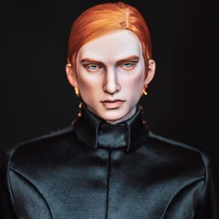 general Hux (╭∩╮ʕ•ᴥ•ʔ╭∩╮) Tags: generalhux balljointeddoll cosplay bjdphoto