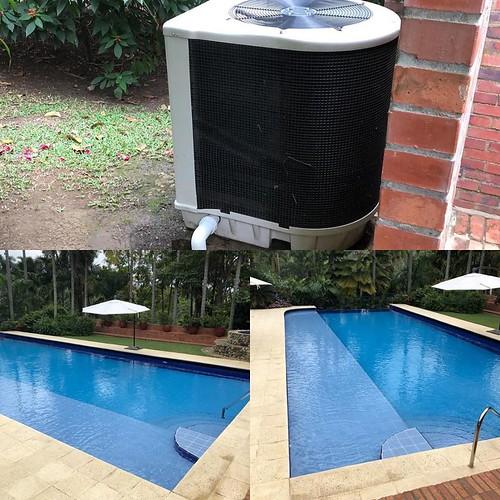 Calefacción para piscinas 2018
