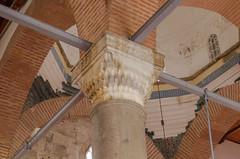 Capitalization (Adaptabilly) Tags: window lines ceiling lumixg1 arch asia travel islam column decoration architecture turkey efes greek ephesos ephesus izmir tr