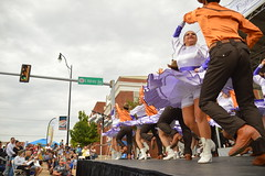 Any way you spin it (radargeek) Tags: lasfiestasdelasamericas september 2017 festival dancing boots dancers spin dress stage hispanic capitolhill okc oklahomacity oklahoma