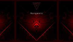 Rorganic EP out tomorrow via EK4T3 Collective (EK4T3 COLLECTIVE) Tags: ek4t3 hypnosiswave materiaobscura dark techno rorganic italy france ep connection collaboration art music triangle magic specular parallel symmetry perspective graphic artwork red black paranoia occult horror death night
