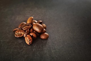 Coffe beans at their best