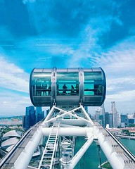 Singapore Flyer (singaporeguidebook) Tags: tourist tourism tourismservices touristattraction touristattractions transportation triptosingapore singaporeflyer adventures adventure time adventurestime tourguide touristguide travelservices