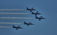 Breitling Jets (mysticviewfinder) Tags: baf2018day4 breitling jets l39 albatross