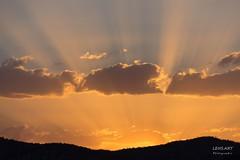 Sunset in Damaraland, Namibia 2018 (LENS.ART Photographie) Tags: namibia damaraland afrika sunset orange landscape sky abend evening nikon d7200 mountains sundowner