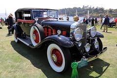 Cadillac 452A V16 Fleetwood All Weather Phaeton 1930 3 (johnei) Tags: cadillac 452a v16 fleetwood 452