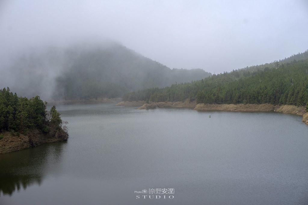 太平山翠峰湖環山步道 |走在泥濘的道路上,只為途中美景 | 宜蘭大同鄉14