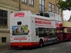 East Yorkshire 887 T509SSG Gandhi Way, Hull attending Big Bus Day 2018 (1280x960) (dearingbuspix) Tags: eyms eastyorkshire 887 t509ssg scarboroughskipper goahead bigbusday bigbusday2018