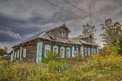 Abandoned houses (Staropramen1969) Tags: abandoned house wooden old village aufgegeben haus hölzern alt dorf