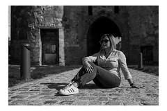 Clémence (deniscoeur) Tags: portrait portraitphotographie séanceportrait portraitiste noiretblanc whiteandblack modèle naturelovers regard momentsprécieux instants émotions lifestylefineart reflex62 deniscoeurphotographe62