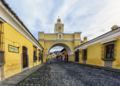 Magia latina (forastico) Tags: forastico d7100 nikon arco antigua guatemala santacatalina