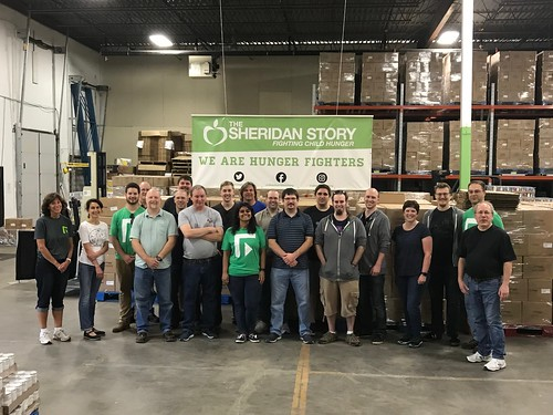 Forcepoint Packing Event 9/12/18