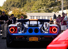 Ford GT (Jeff_B.) Tags: car cars exoticcars supercars connecticut caffeineandcarburetors automobile newcanaan carsmeets carshows carsandcoffee ctcars ford fordgt