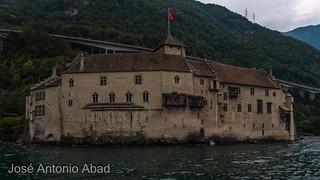 Château de Chillon, Lac Léman