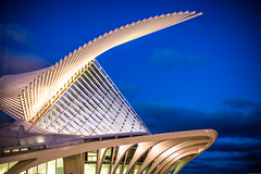 Dreams About Architecture (Thomas Hawk) Tags: america milwaukee milwaukeeartmuseum santiagocalatrava usa unitedstates unitedstatesofamerica wisconsin architecture fav10 fav25 fav50