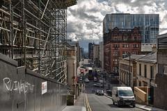 . urban exploring (. ruinenstaat) Tags: tumraneedi ruinenstaat platzderaltensteine travel city town stadt glasgow schottland scotland uk