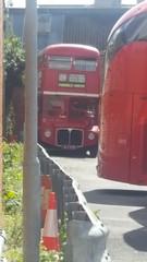 RM0275 - VLT 275. (wagn1) Tags: rmroutemaster parkroyalbodywork londontransport preservedvehicle arrivalondon southnorwoodbusgarage buses southnorwood london