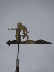 windvaan Midsland Terschelling (willemalink) Tags: windvaan midsland terschelling