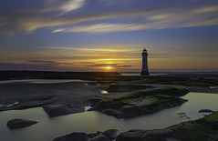 Day 7 (gmorriswk) Tags: fort perch rock new brighton river mersey lighthouse seascape landscape formatt hitech firecrest