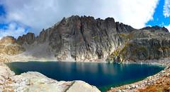 Lago di Cima d'Asta (Biagio ( Ricordi )) Tags: dolomiti montagna italy nuvole lago lake