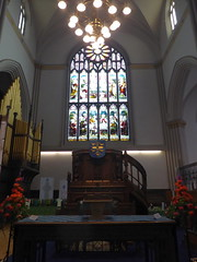 Dunfermline Abbey (luckypenguin) Tags: scotland fife dunfermline abbey church churchofscotland robertthebruce