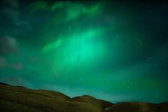 Northen Lights (Milton CJ) Tags: northenlights aurora night iceland vik south southcoast leica leicam262 summilux 50mm longexposure green nightsky starry stars nature