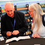Edinburgh International Book Festival 2018 - Alan Lee 03 thumbnail