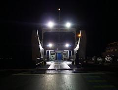 ferry boat #2 (FloBue) Tags: 2018 sardegna sardinien sardinia faehre traghetto ferry boat boot nave nacht night notturno lowkey lowlight dark dunkel olympus carloforte isoladisanpietro