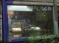 Citroën BX 19 TRI / 14 TE Custom / 19 GTi (Skylark92) Tags: nederland netherlands holland gelderland nijmegen industrial estate industrieterrein urbex car shoot urban exploring photoshoot hdr tonemapped kenteken nederlands origineel onk 1989 xr10rd u9 tri 1990 xx98lv custom te 14 1987 rk55nv gti 19 bx citroën grass