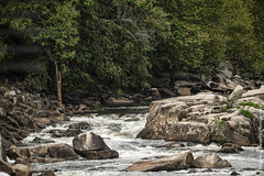 River Bend (Snapping Beauty) Tags: 2018 years tranquility landscape nature water abstract background nopeople textures scenery beautyinnature river photography rapids stone virginia horizontal places waterfront