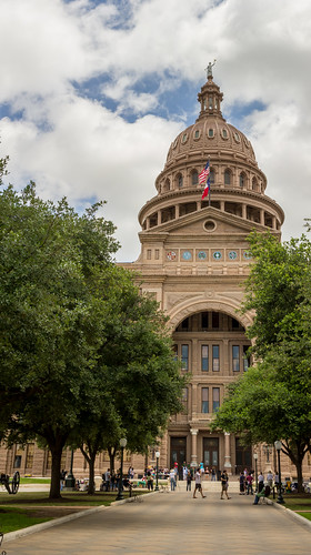 Texas State Capitol (Front) #jcutrer